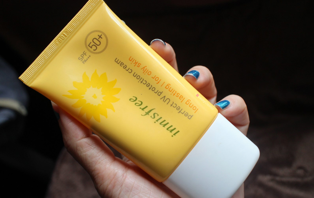 Innisfree Perfect UV Protection Cream