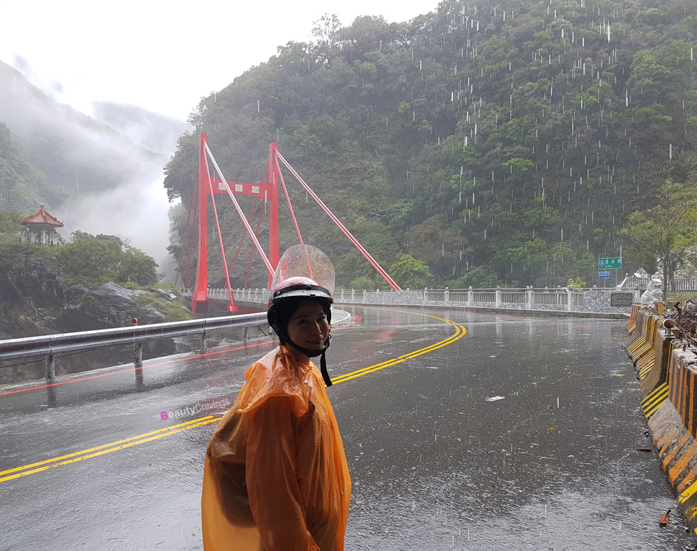 Cimu Bridge Taroko Gorge