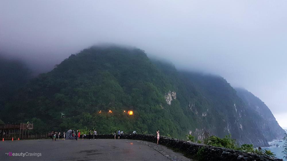 Qingshui Cliff