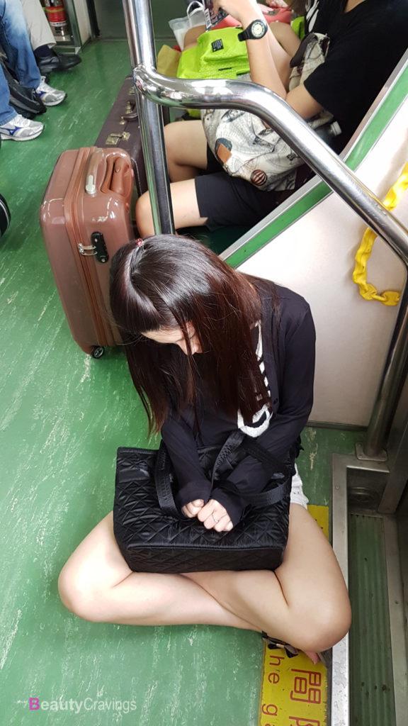 Local Train Taiwan