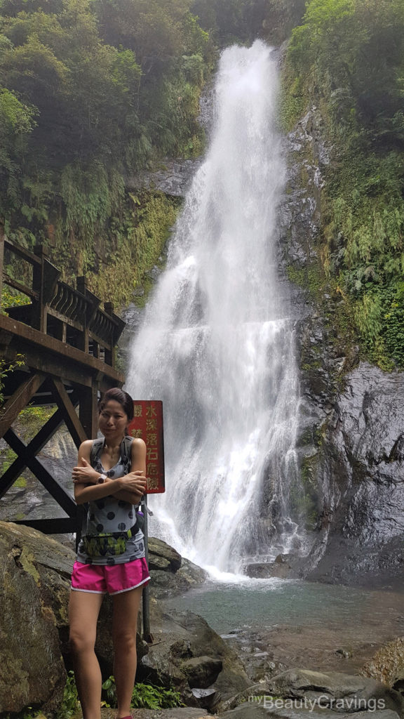 Wufengchi Waterfall