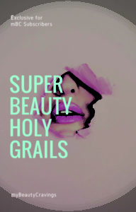 SUPER Holy Grails