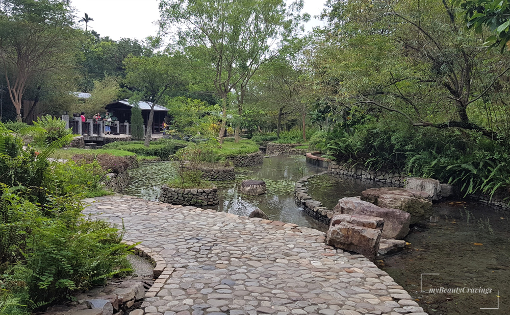 Around Yilan - Jiaoxi Hot Springs Park