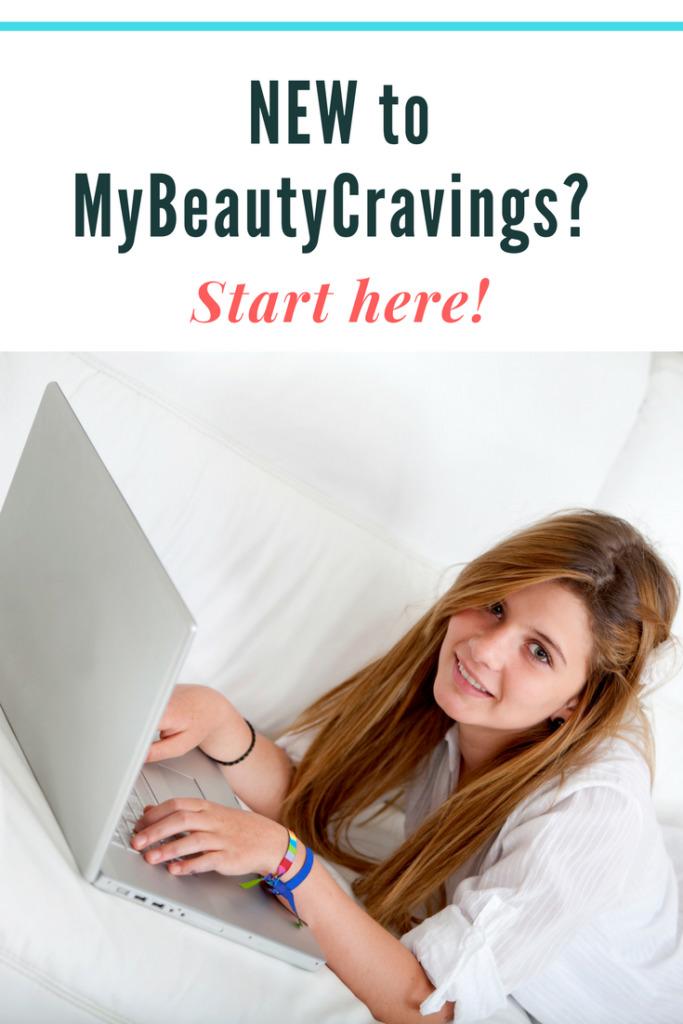 New to myBeautyCravings