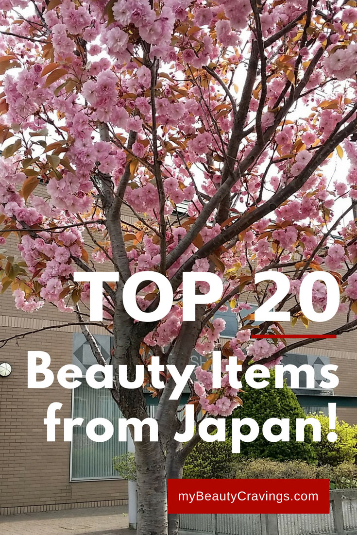 Beauty Items to buy from Japan
