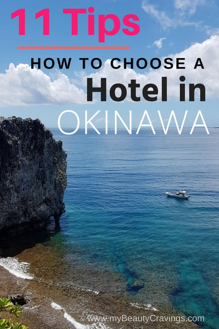 How to choose hotel in Okinawa