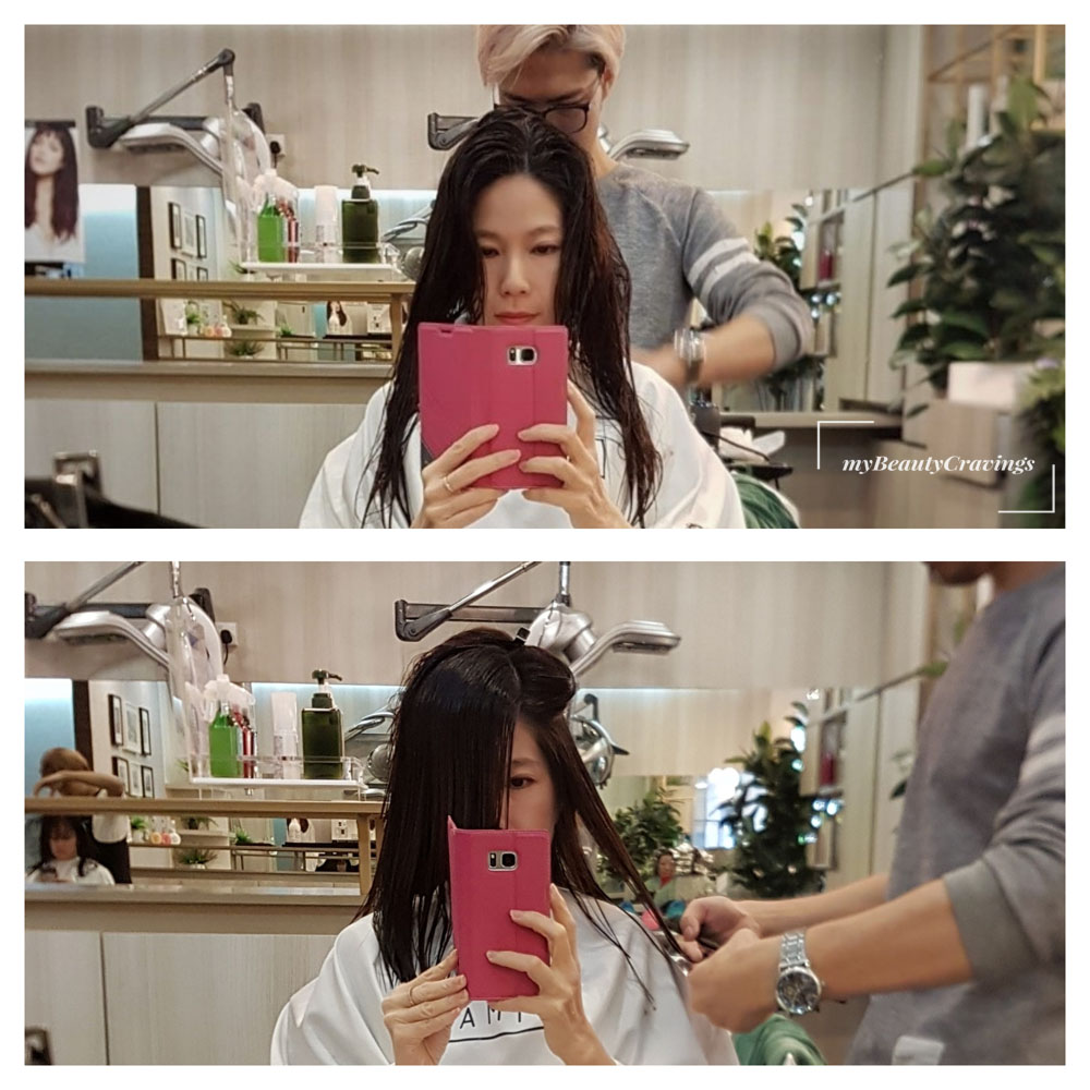 Kimage Hair Studio (Tiong Bahru)