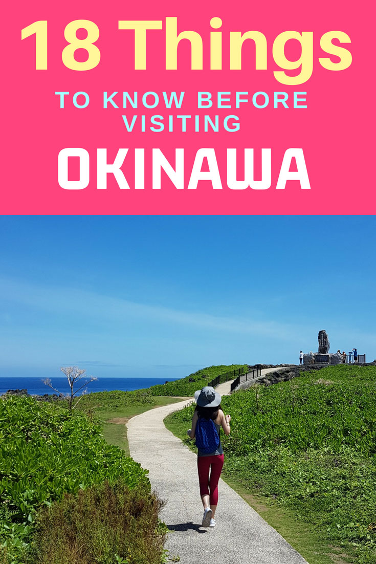 Things to know before visiting Okinawa