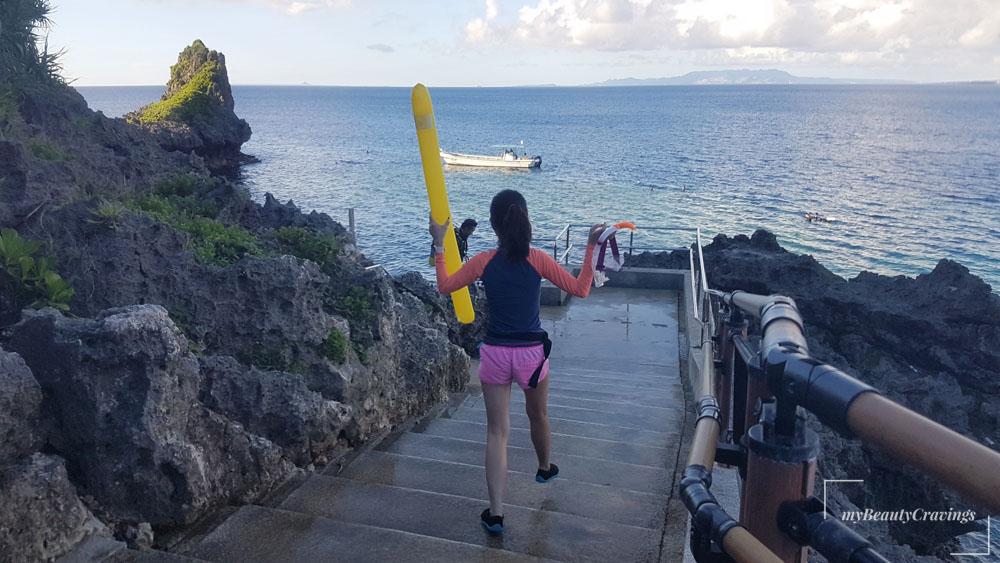 Snorkel at Cape Maeda