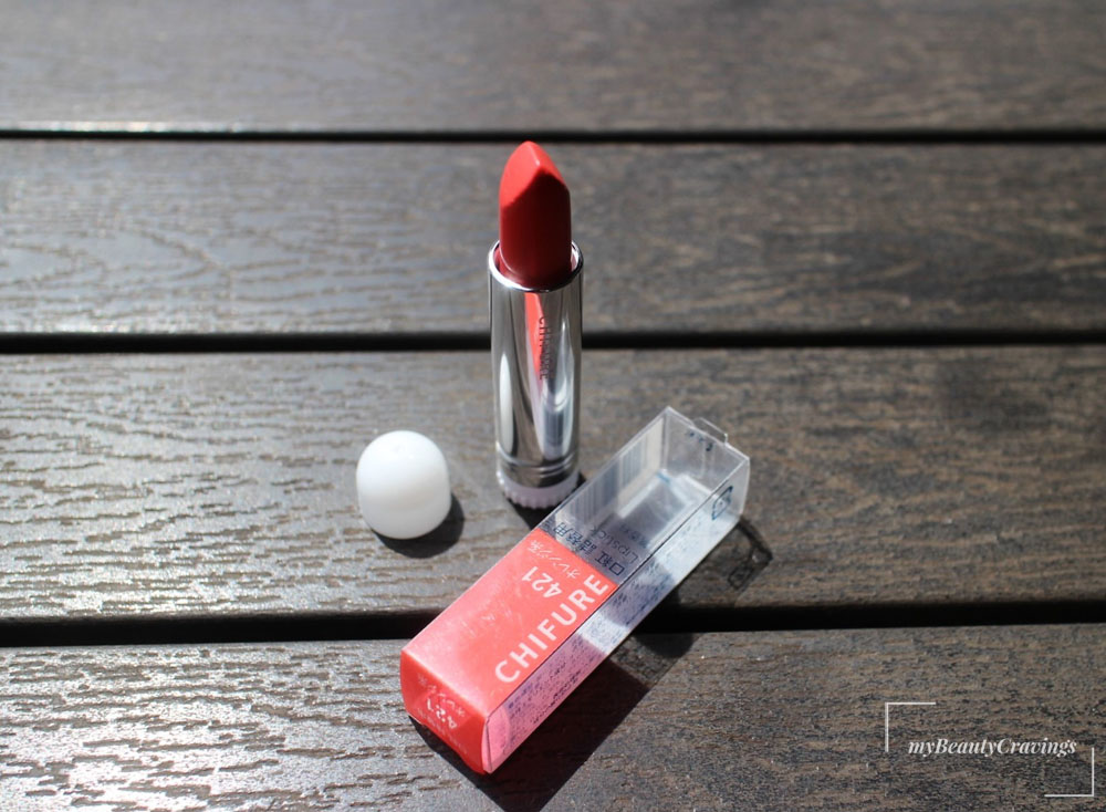 Chifure Lipstick S review