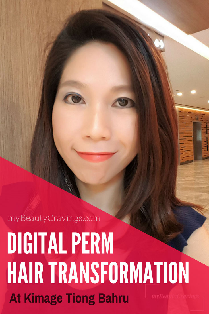 Kimage Tiong Bahru Digital Perm