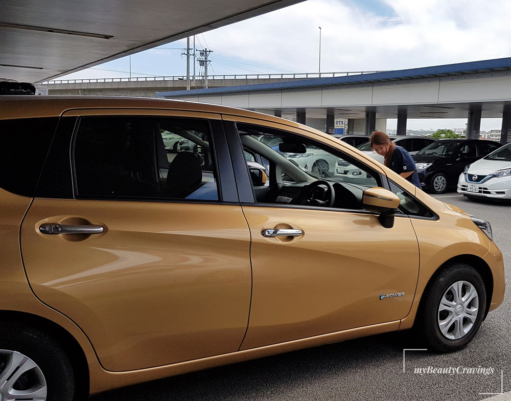 Rent a Car in Okinawa