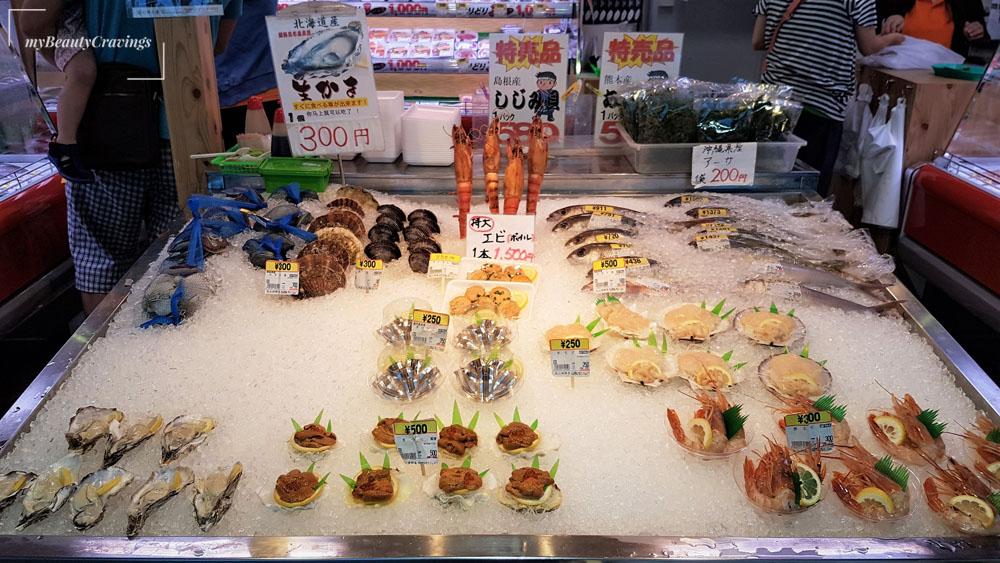 Itoman Fish Market