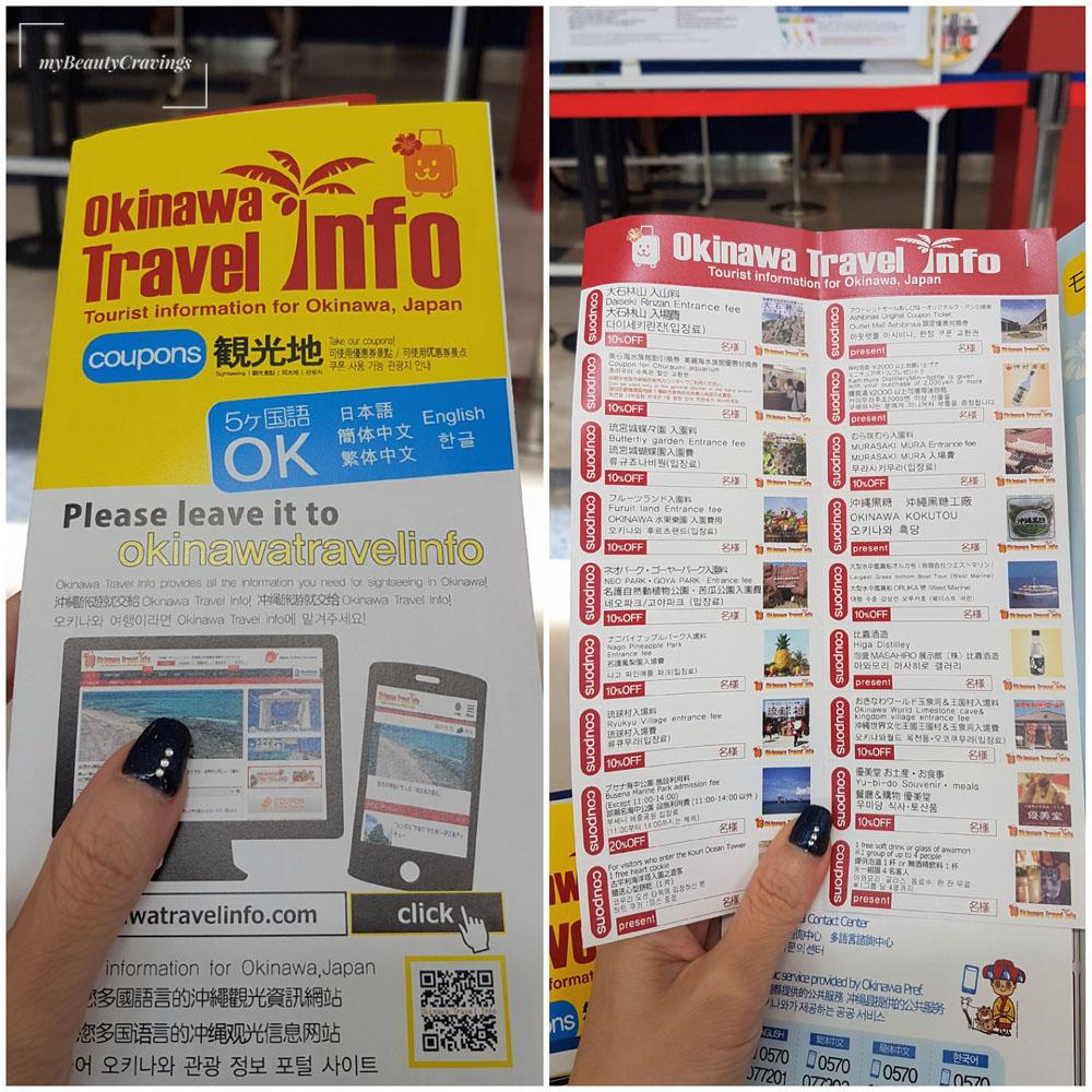 Discount Coupon Okinawa