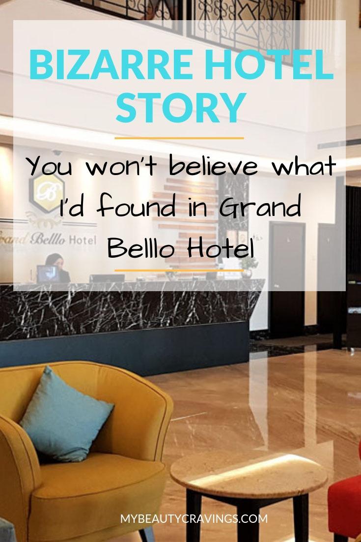 Grand Belllo Hotel JBCC