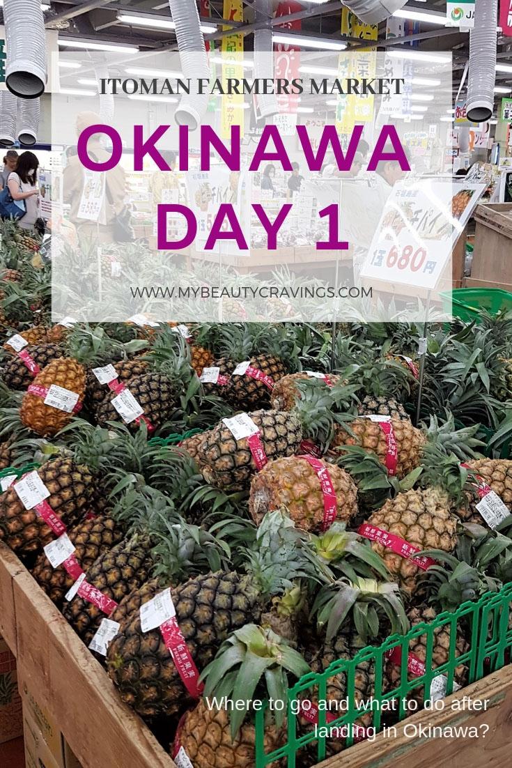 Okinawa Itoman Farmers Market