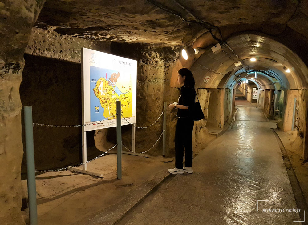 Former Japanese Navy Underground