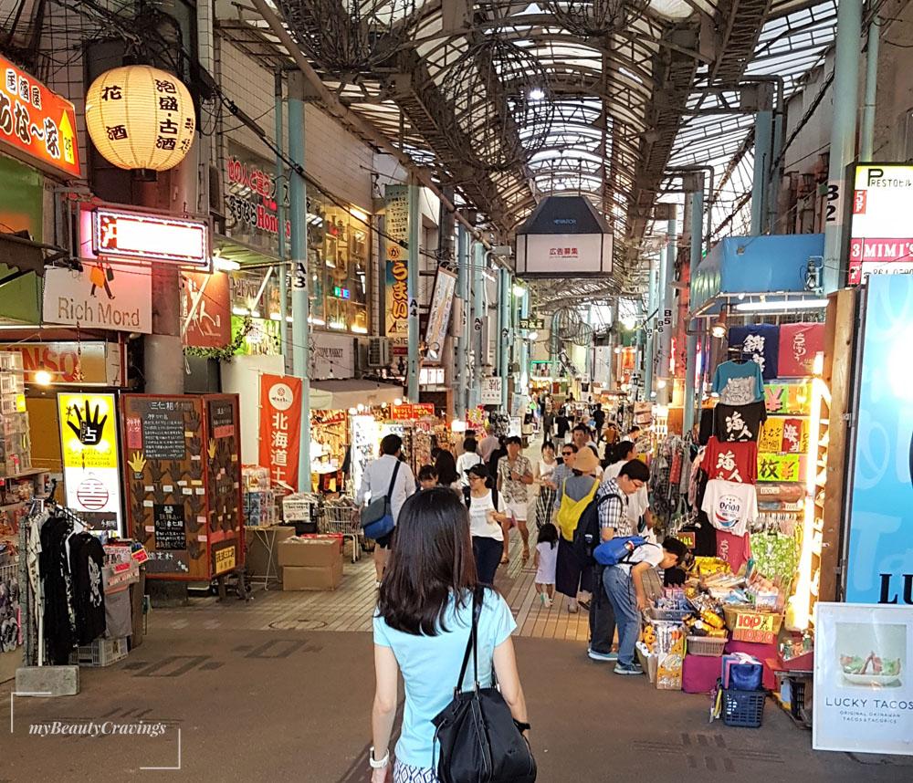 First Makishi Public Market