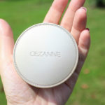 Cezanne UV Silk Face Powder is going into my Japan Must-Buy List
