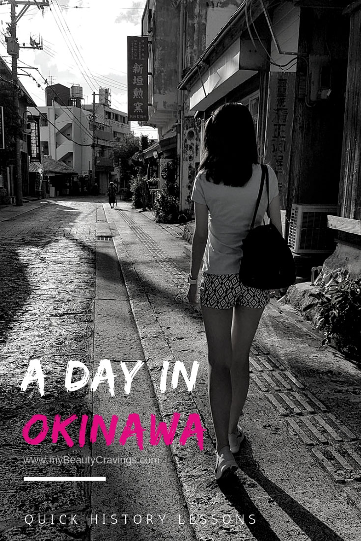 Tsuboya Pottery Street - Okinawa History