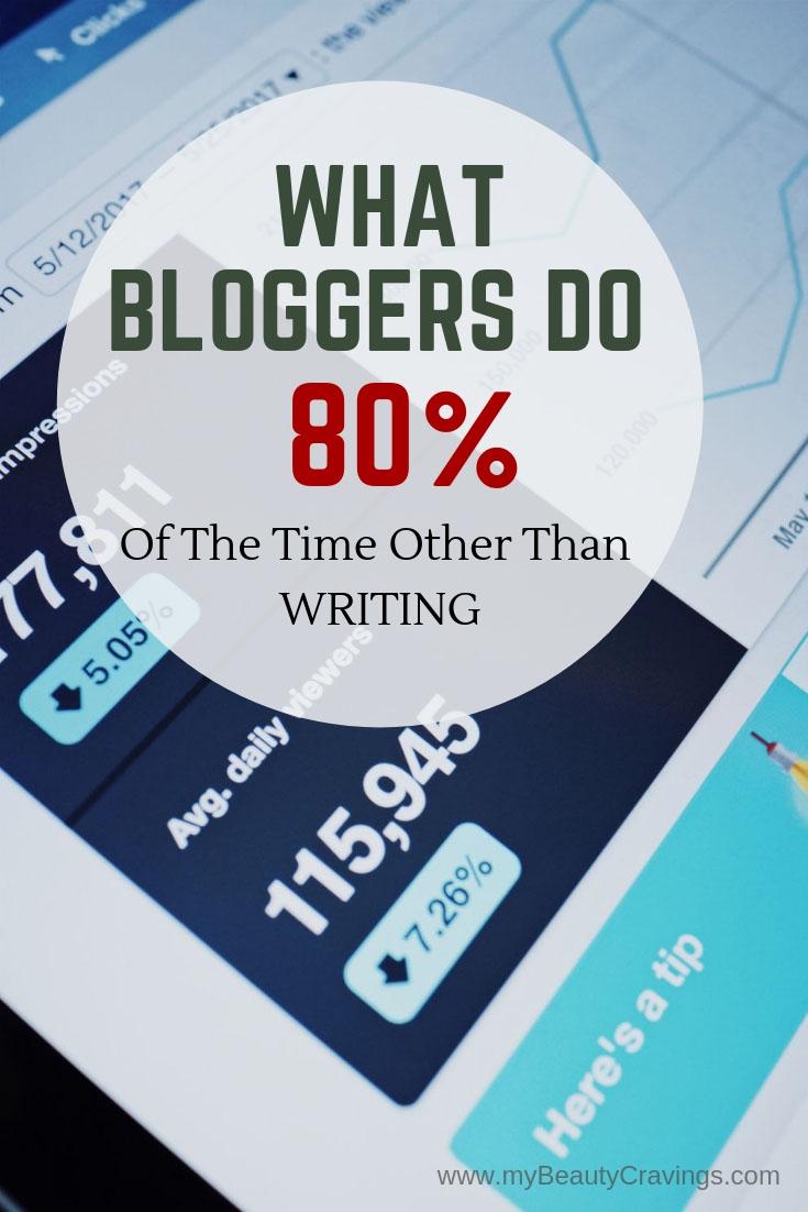 Hard Truth Full-Time Blogger (80%)