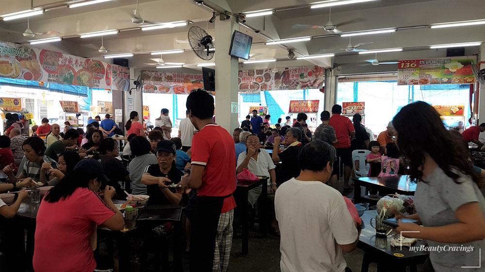 Wang Kok food Corner Kulai