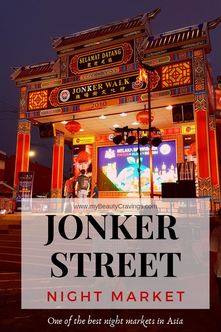 Melaka Jonker Street Night Market