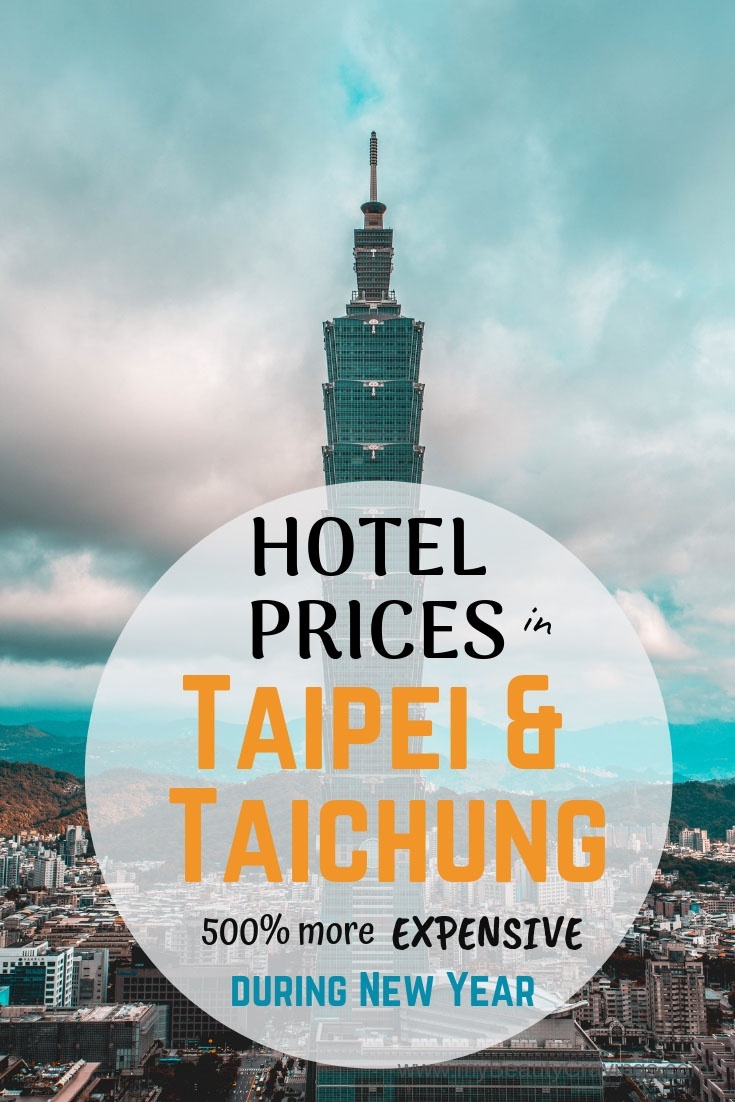 Taiwan Hotel Price New Year Period