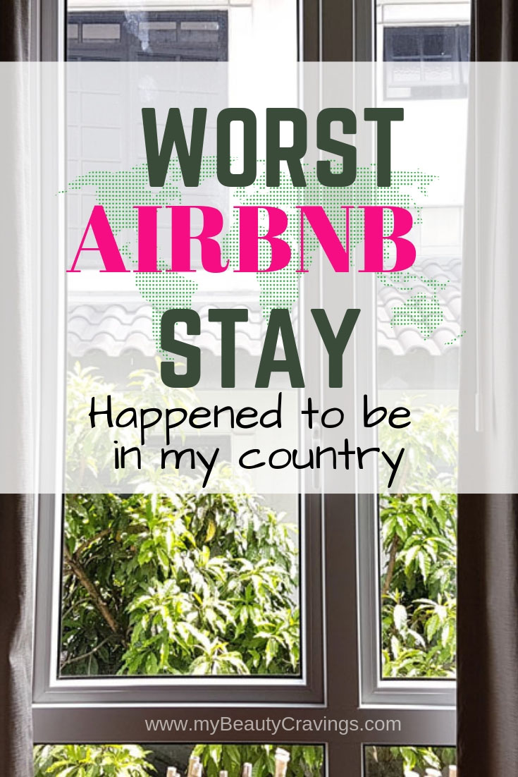 Worst Airbnb Stay Singapore
