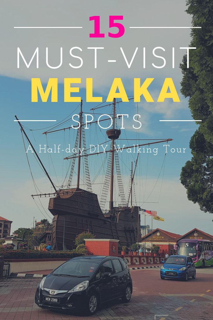 15 Melaka Attractions