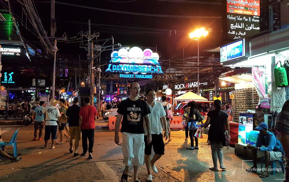 Phuket Itinerary