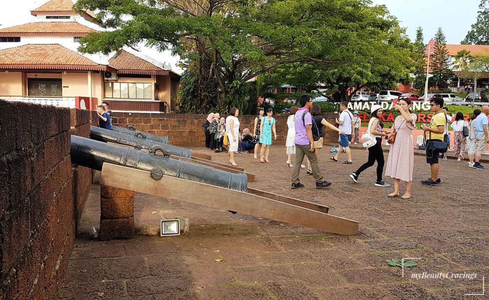 Bastion Middleburg Melaka