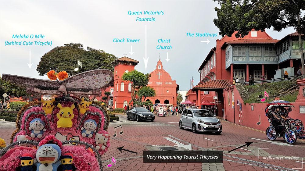Melaka Itinerary