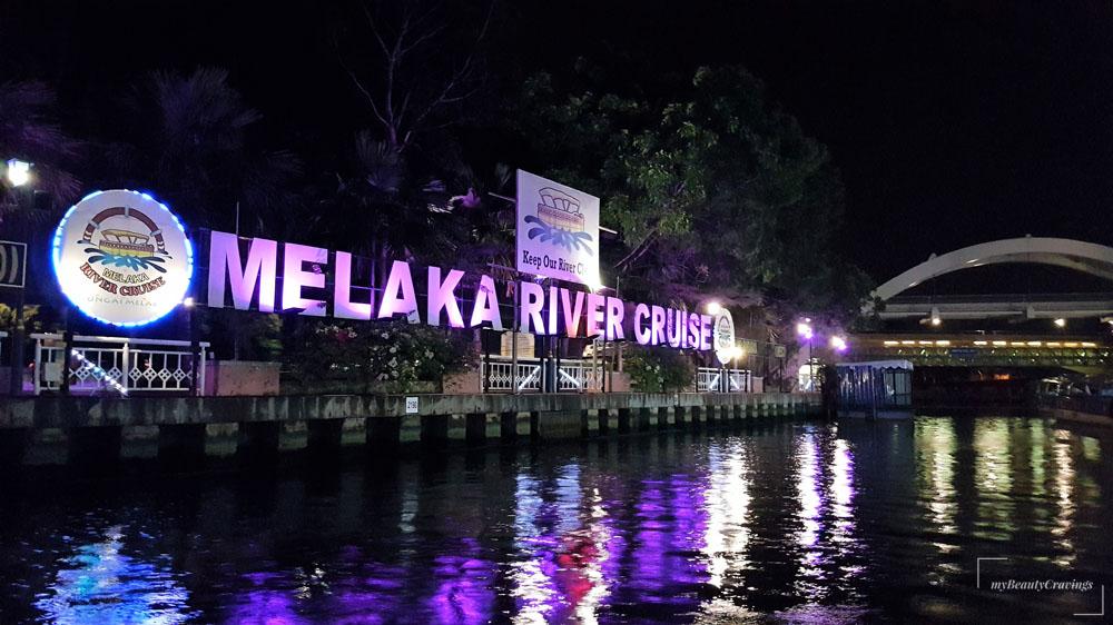 Melaka Night River Cruise