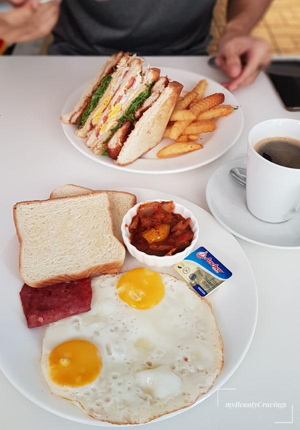 EggXtra Cafe Melaka