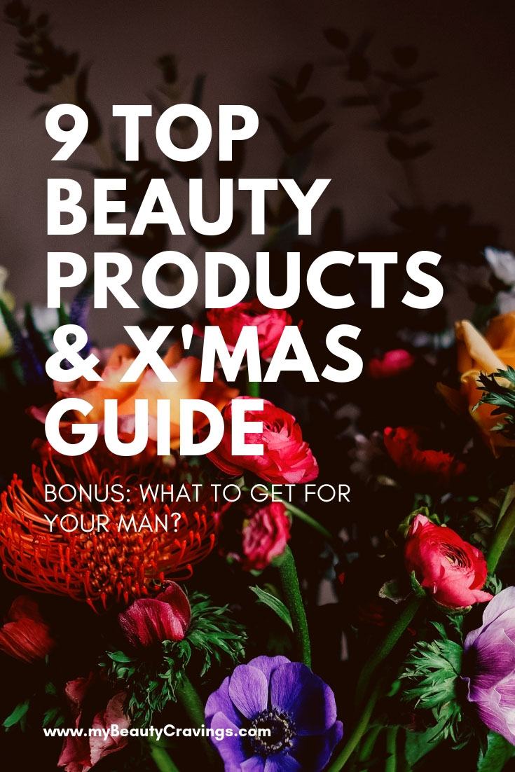 Top Beauty Products 2018