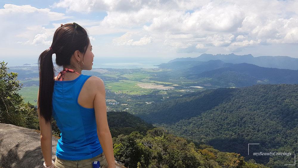 Mount Gunung Raya Langkawi