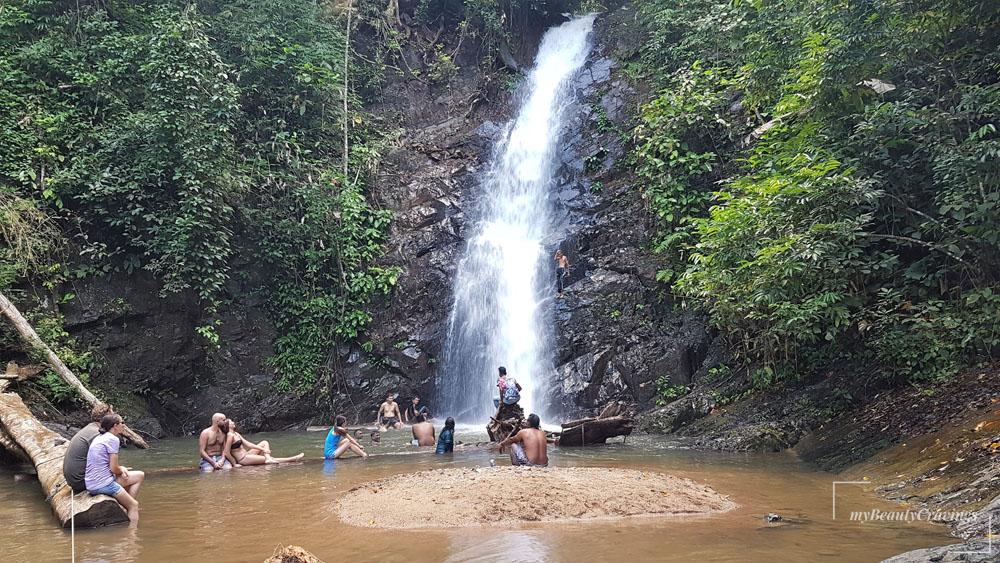 Durian Waterfall Langkawi