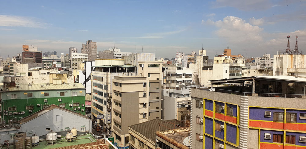 Fushin Hotel Taichung Room View
