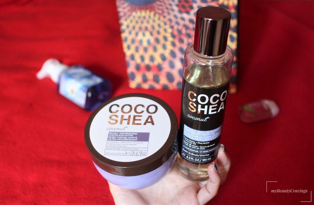 Bath & Body Works Coco Shea Coconut