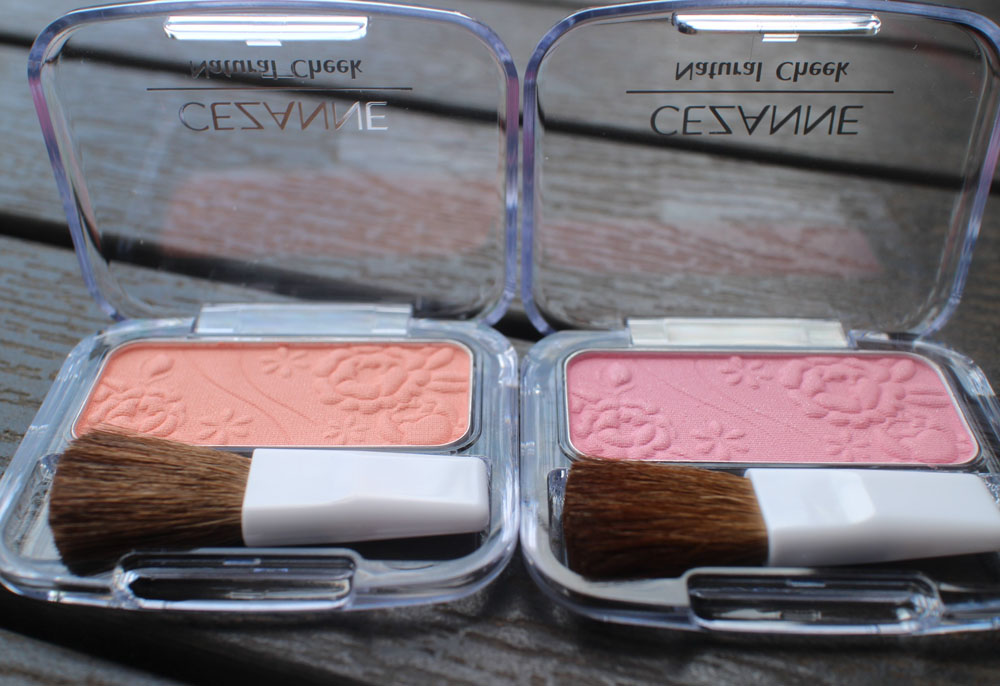 Cezanne Blusher Colour #09 #10