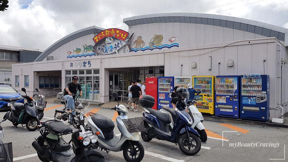 Tomari Fish Market