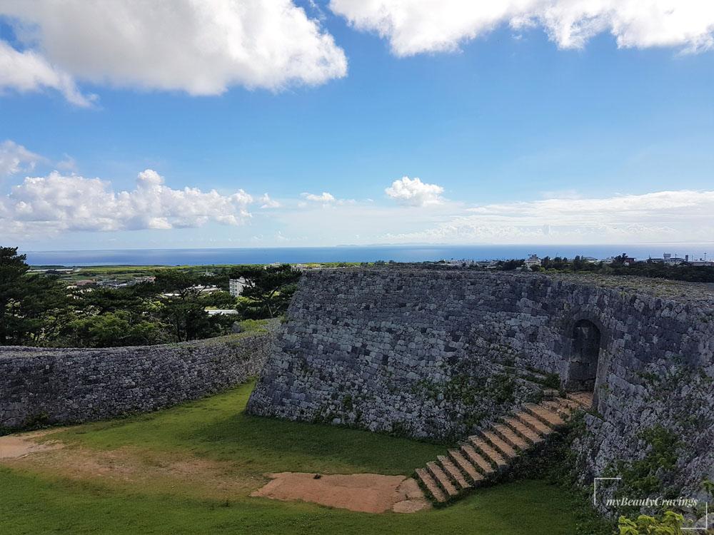 Zakimi Castle Okinawa