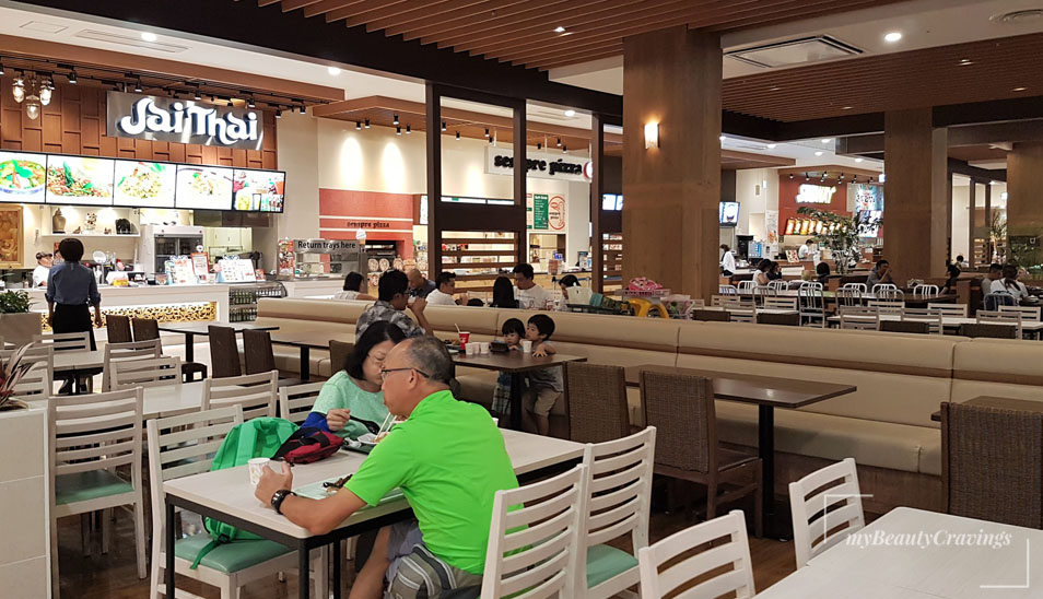 Aeon Mall Rycom Food Court