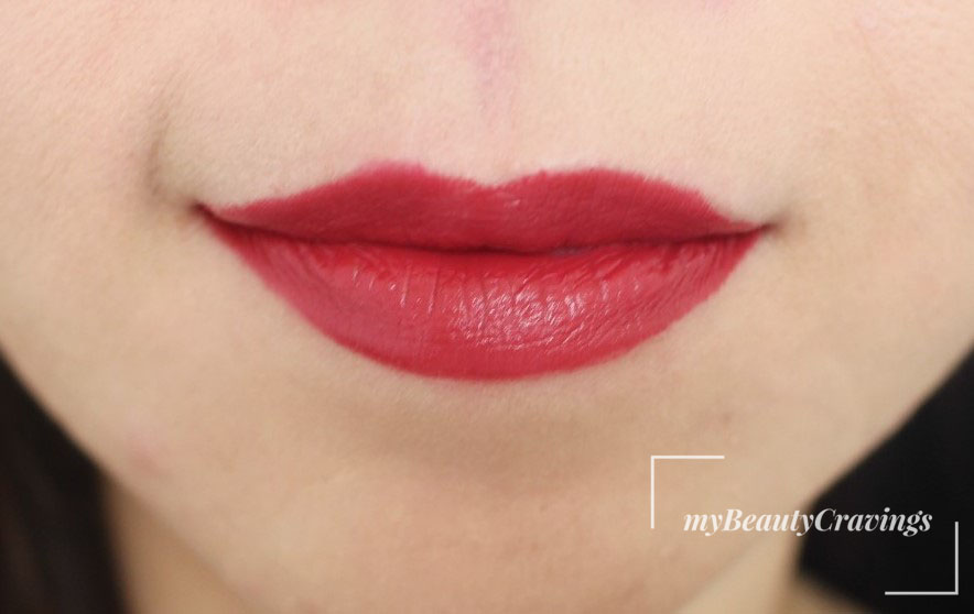 Youngblood Mineral Creme Lipstick #Kranberry