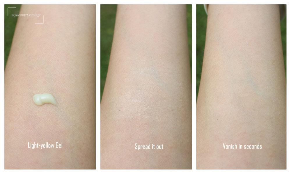 Suncut Super Waterproof UV Protect Gel