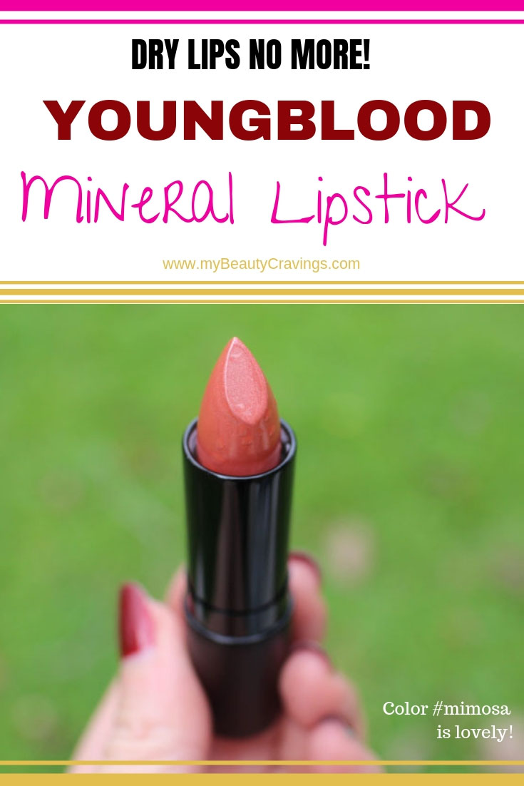 Youngblood Mineral Creme Lipstick