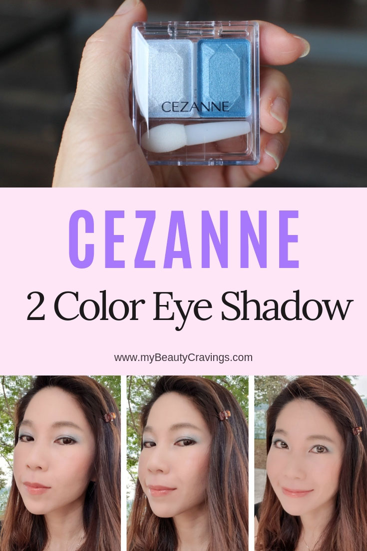 Cezanne Two Color Eye Shadow (Pin it)