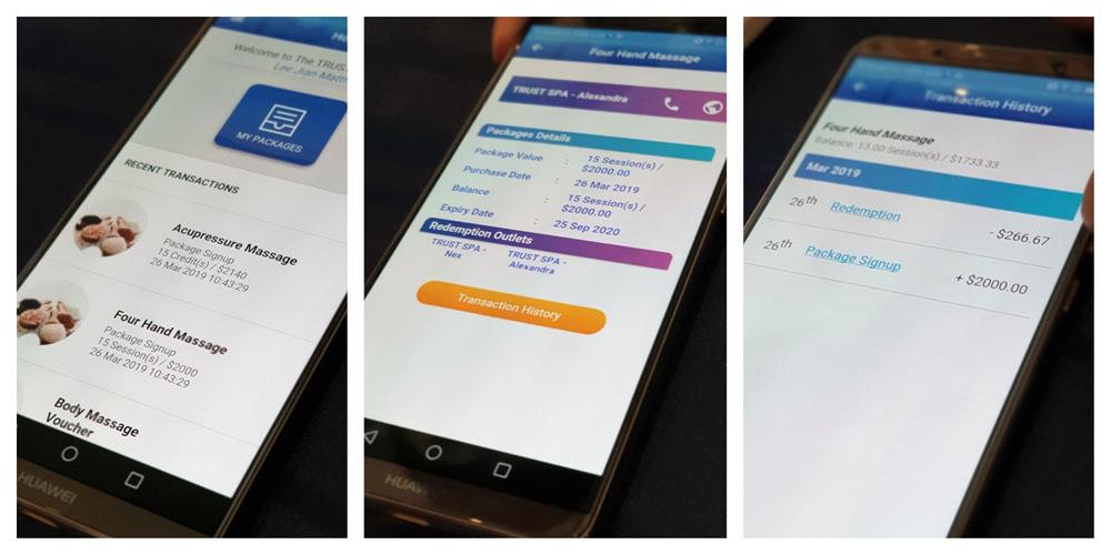 Ez-Link TRUST App