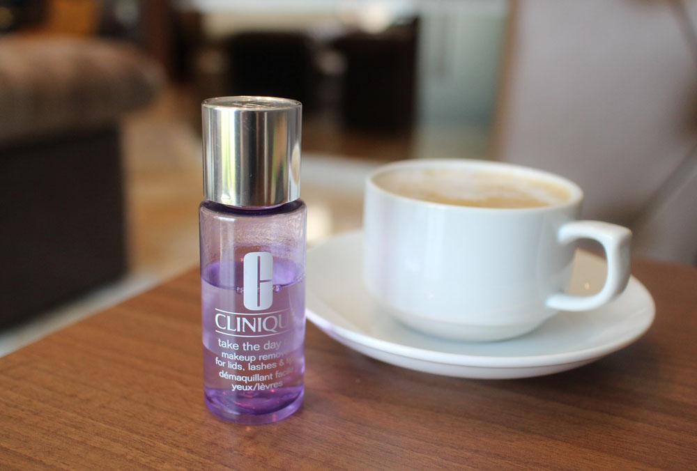 Clinique Take the day off eye makeup remover